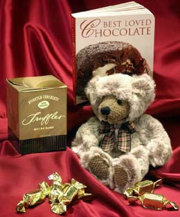 Chocolate Lovers book